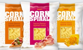 corn spiral