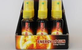 Energy of Sun