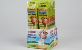 Quick Milk Straws 5